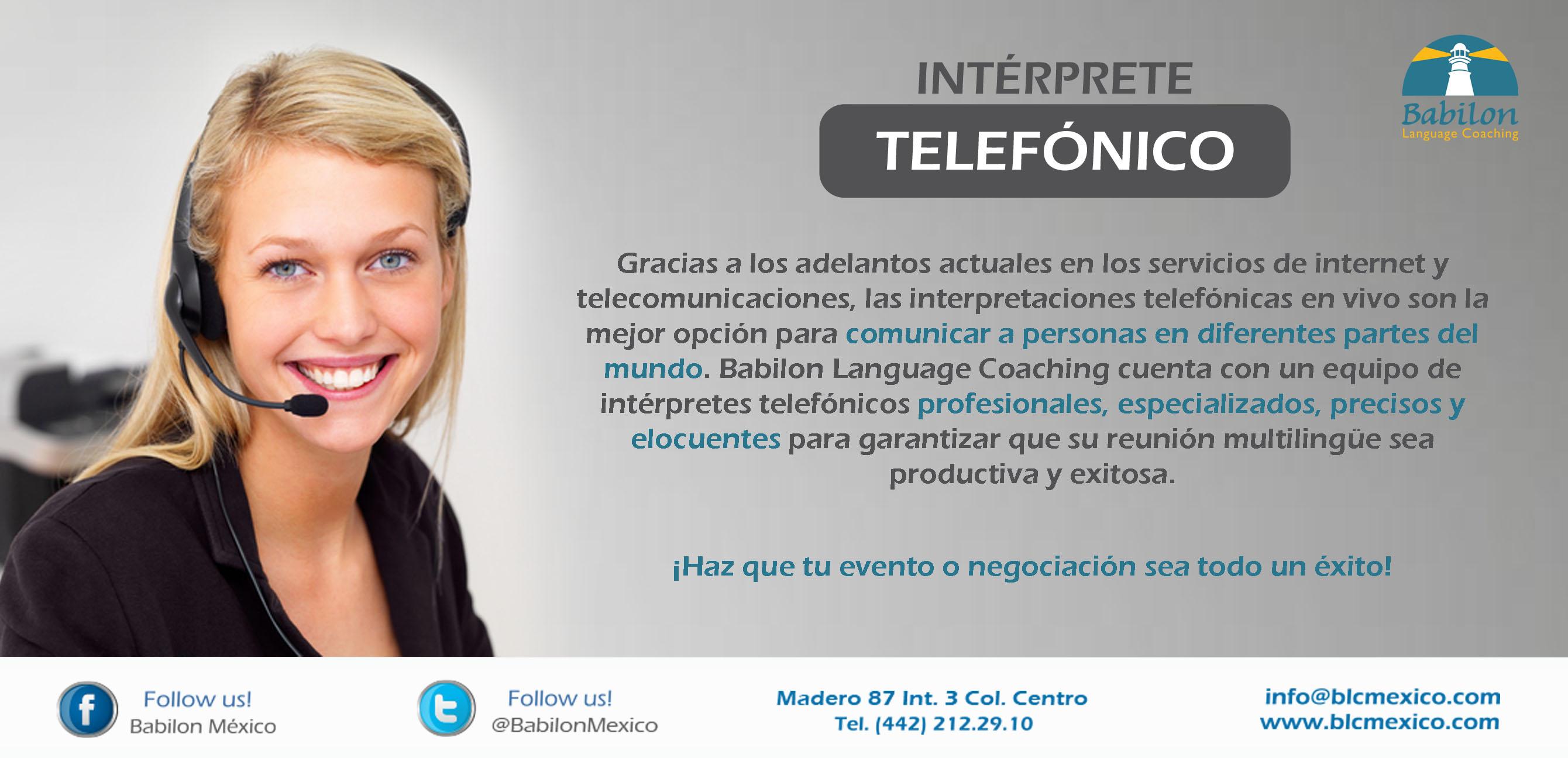 INTER TELEFONICO